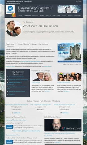 Niagara Falls Chamber of Commerce