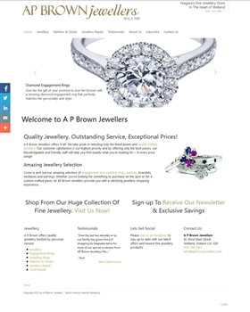 AP Brown Jewellers