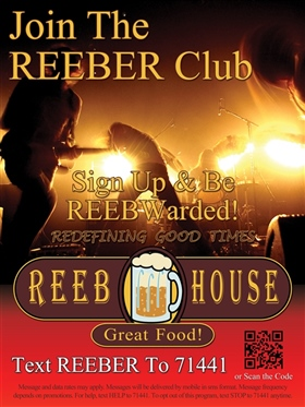 Reeber Club Poster