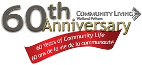 Community Living 60th Anniversary Branding