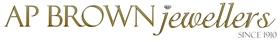 AP Brown Jewellers Logo