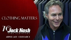 Greg Smith Video Testimonial Jack Nash Clothier