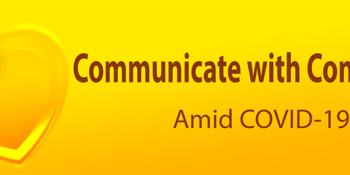 Communicate with Confidence Amid COVID-19