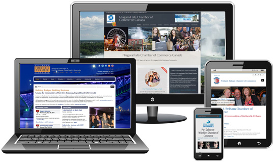 Niagara Chamber Websites